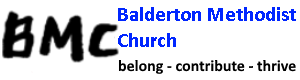 Logo for Balderton Methodist Church