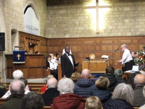 Worksop Choir Leader